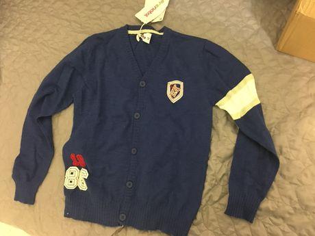 Детская кофта-свитер kidkino prenatal на 8 лет новая