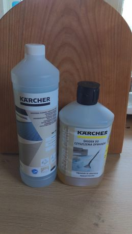 Środki do czyszczenia dywanów tapicerki Karcher