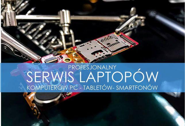 Serwis i naprawa komputerów laptopów tabletów telefonów SIEMIANOWICE