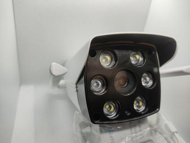 Kamery IP zewnętrzne
