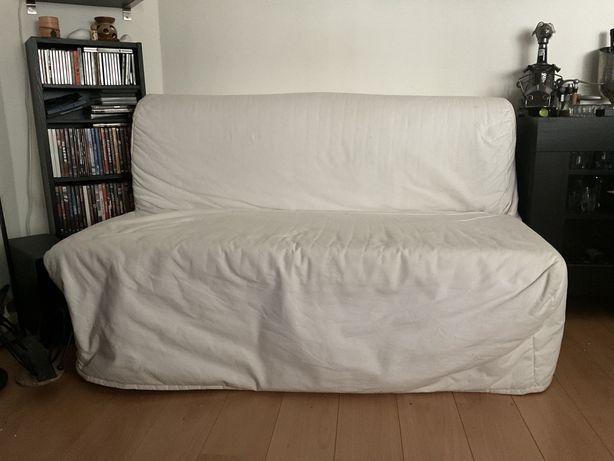 Sofá cama Ikea Lycksele Lovas 2 lugares