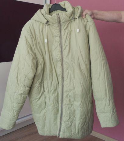 Zimowa ciepła kurtka nieprzemakalna 48/50 xxl stan bardzo dobry