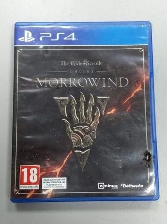 Gra PS4The ElderScrolls Online:Morrowind LOMBARD66