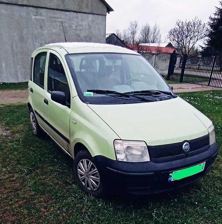 Fiat Panda 1.1 benzyna mało pali
