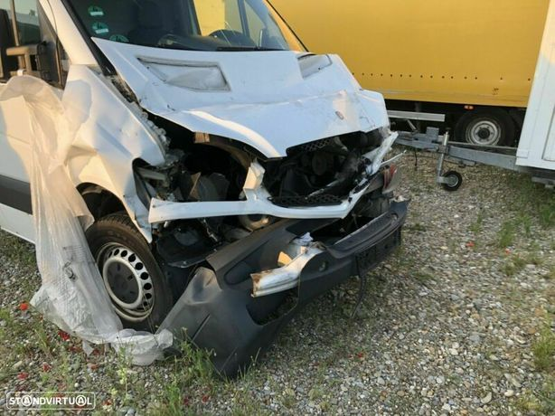Motor Mercedes Sprinter W903 311Cdi 313Cdi 411Cdi 413Cdi 511Cdi 513Cdi 129cv 646.985