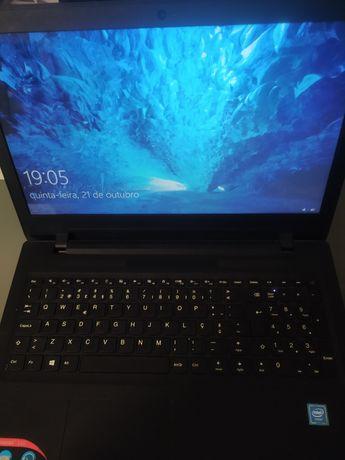 """Lenovo ideapad 110 4gb ram 1tb de memória 15,6"""""""