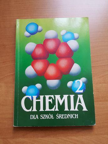 CHEMIA dla szkół średnich, tom 2, A. Bogdańska Zarembina, podręcznik