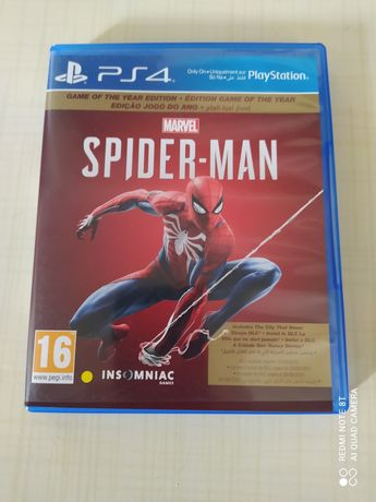 PS 4 | Marvel Spider-Man | PL