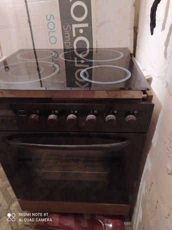 Kuchenka elektryczna pod zabudowę