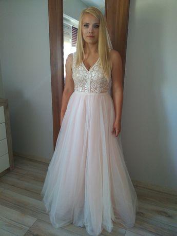 Suknia ślubna 38 najnowasza kolekcja 2020