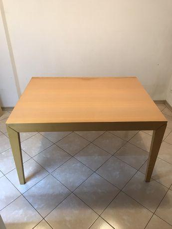 Ława rozkładana, Stół drewniany rozkładany