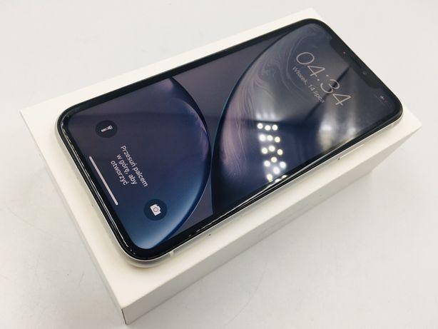 iPhone XR 64GB WHITE • PROMOCJA • GW 1 MSC • AppleCentrum