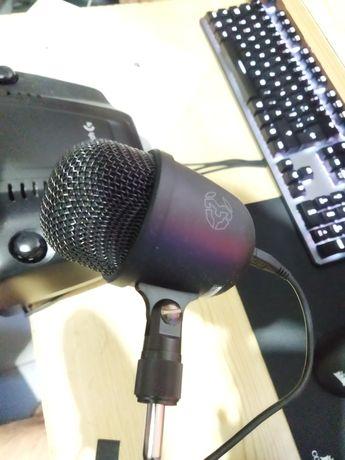 Microfone krom Kimu Pro Condensador + Braço articulado