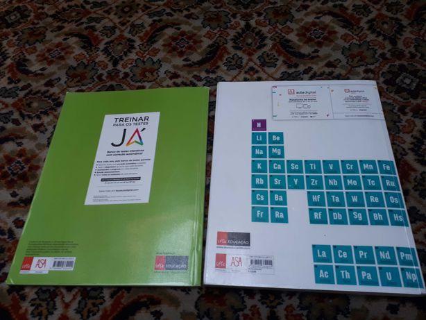 Livros fisico química 9 ano
