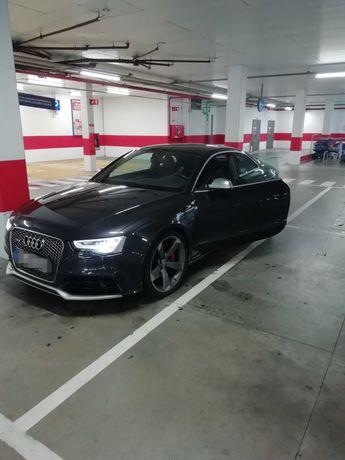 Audi Rs5 Milltek cano descapa