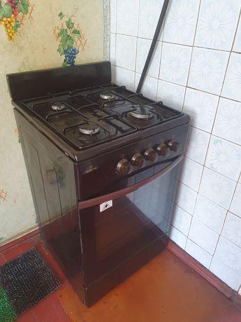 Газовая печь GRETA 1470-00-17AA коричневая