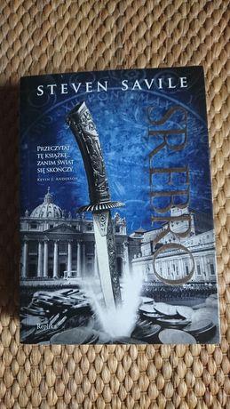 Książka Srebro Steven Savile
