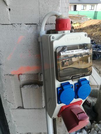 Erbetka/rozdzielnia elektryczna