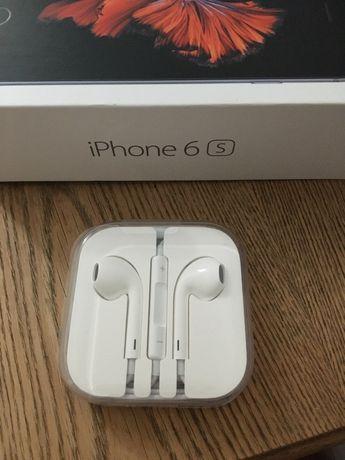 słuchawki do iphone apple te od 6s nowe uniwersalne