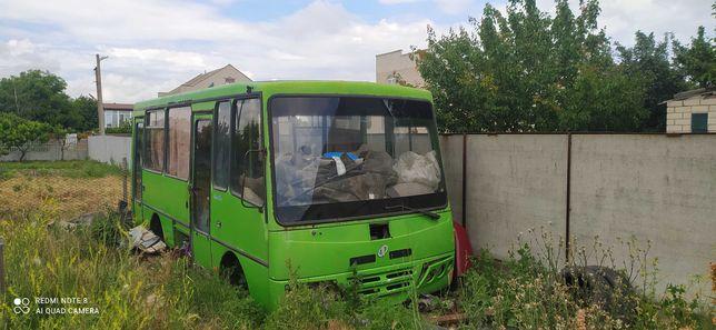 кузов автобуса под ларек