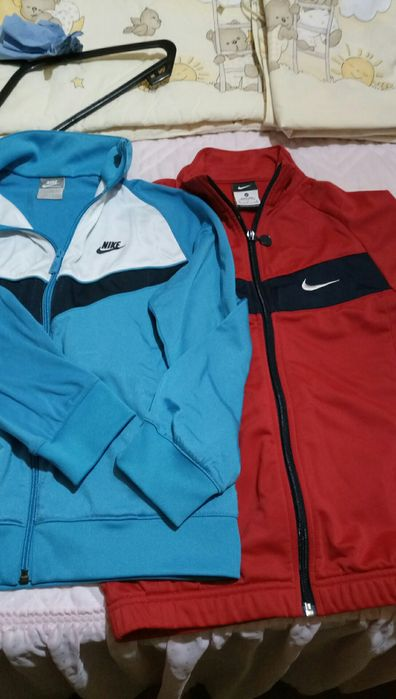 Casacos Nike 8 a 12 anos Avelãs de Caminho - imagem 1