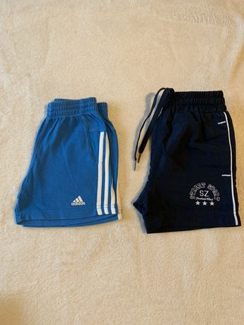 Calções curtos, Adidas+Sport Zone