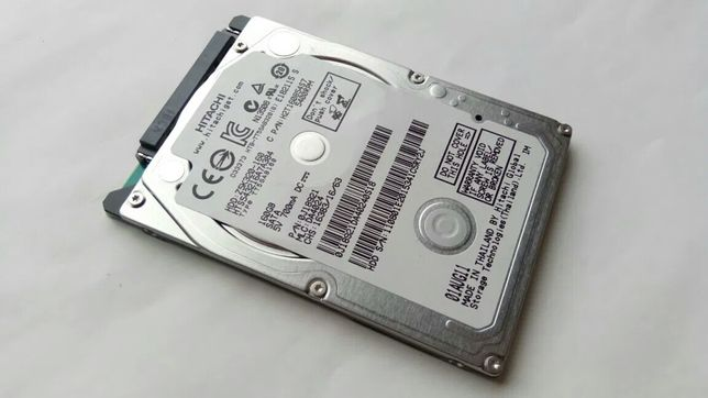 "2.5"" HitachiToshiba 160Gb Гб SATA Жесткий диск винчестер HDD для ноута"
