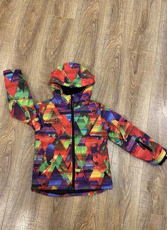 Детская зимняя термо куртка DL&AM