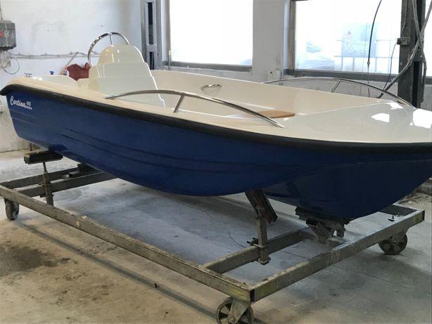Cortina 410 - nowa łódź motorowa na zamówienie