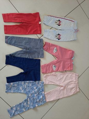 Ubrania dla dziecka rozm 74 80