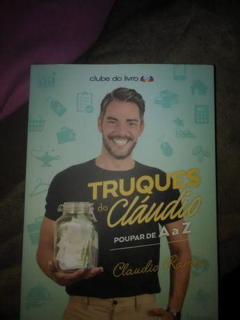 Livro truques do Cláudio Ramos