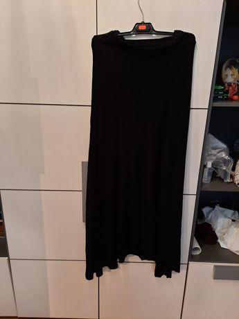 Spódnica długa czarna