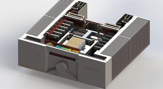 Ремонт и изготовление сложной аудиотехники включая ламповую.