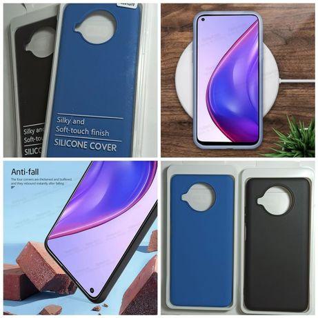 Capa Soft touch Xiaomi Mi 10T Lite / Redmi Note 9T / Redmi Note 10S