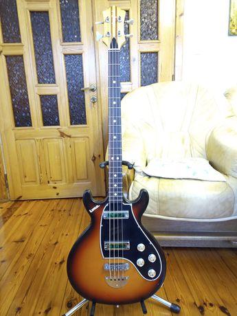 Gitara basowa Defil Luna
