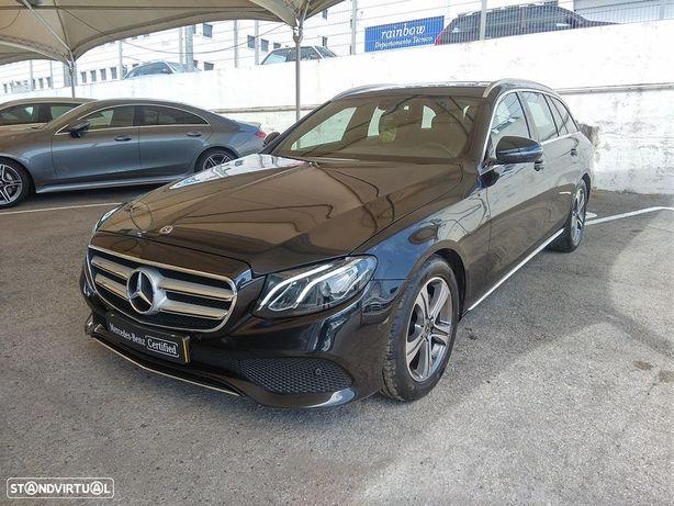 Mercedes-Benz E 220 ver-d-avantgarde