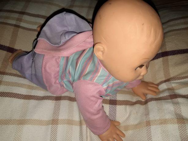 Lalka raczkująca sprawna