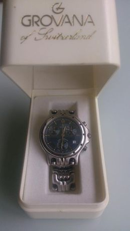 Zegarek męski GROVANA SWISS MADE 1511.9