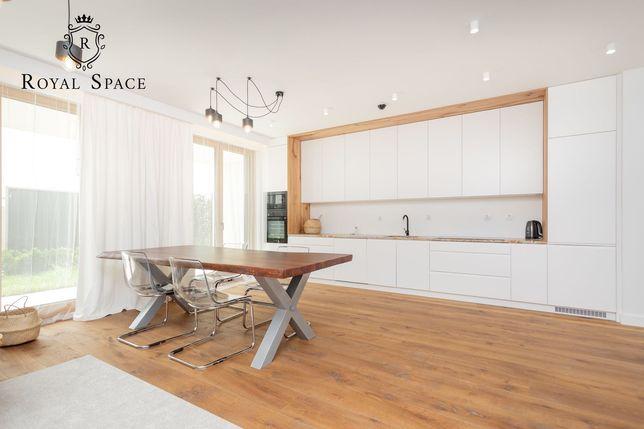 Przestronny apartament z ogrodem   72 m2