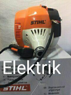 Бензокоса Мотокоса Stihl (Штиль) FS 250 и FS 390! 5,3 кВт и 5,8 КвТ!