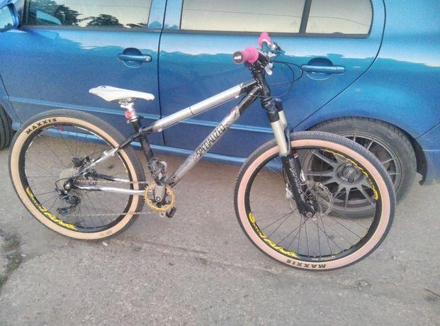 Велосипед specialized castom