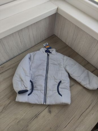 Курточка демисезонная осенняя лупилу 92 размер