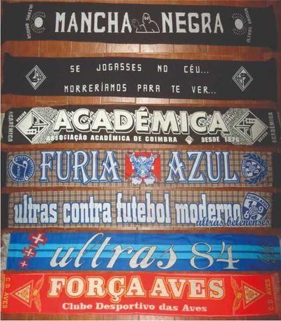 Cachecóis Claques Portuguesas