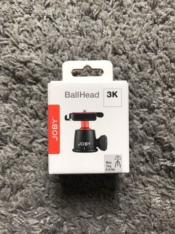 Rótula Ball Joby Gorillapod 3k