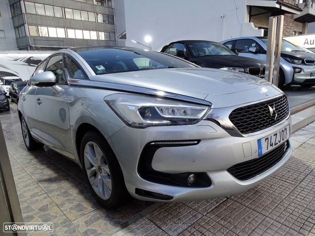 DS DS5 2.0 HDI SPORT SO CHIC HYBRID4X4 CMP6