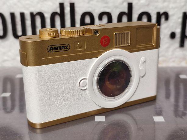Gadżet powerbank 10000 mAh aparat fotograficzny