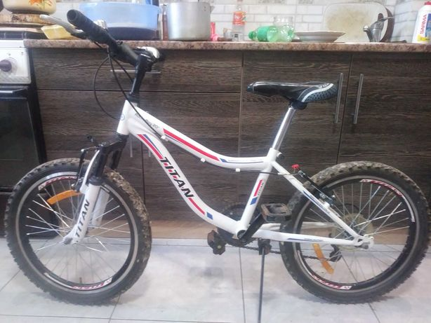 Велосипед, спортивный, TITAN