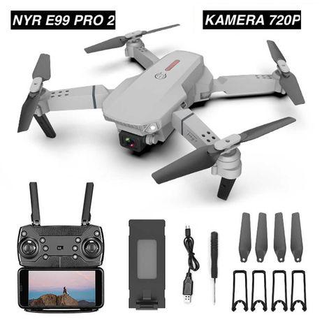 Dron NYR E99 * Quadrocopter * Kamera 720p * Etui * Odbiór / Wysyłka