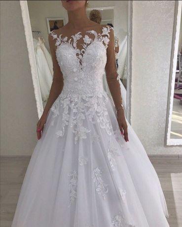 Весільна сукня, плаття.
