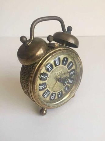 Antigo Relógio Despertador Blessing da Alemanha Ocidental